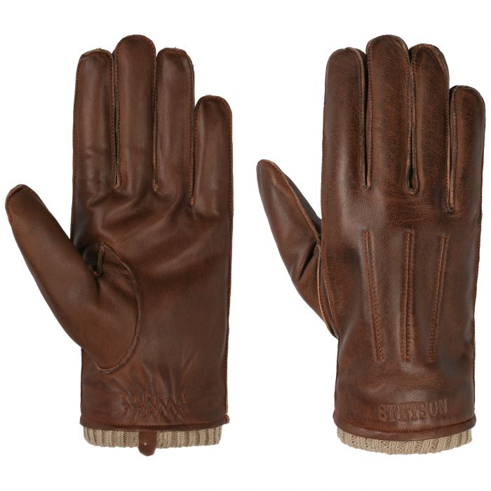 Mankota Sheepskin Gloves brown