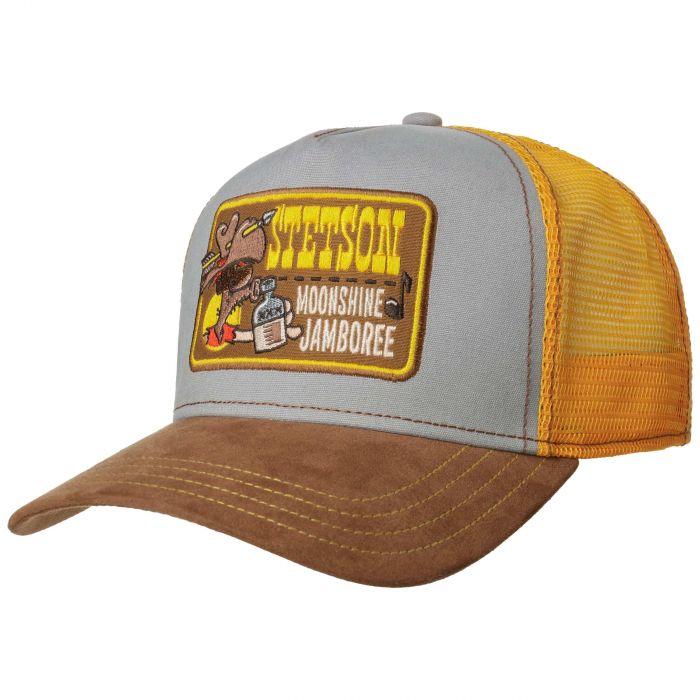 Moonshine Jamboree Trucker Cap gelb
