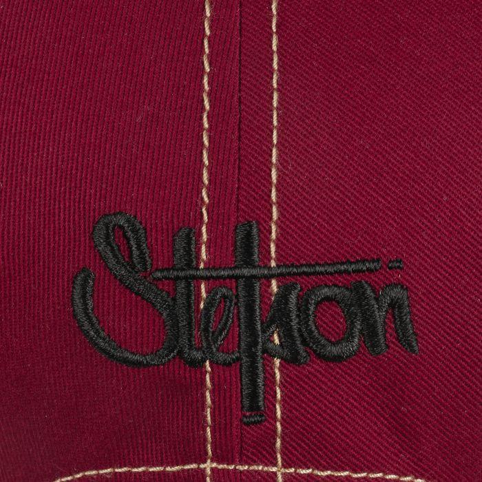 Shaka Cotton Cap bordeaux