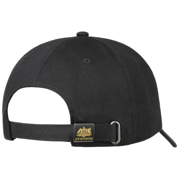 Brand Lettering Cap black
