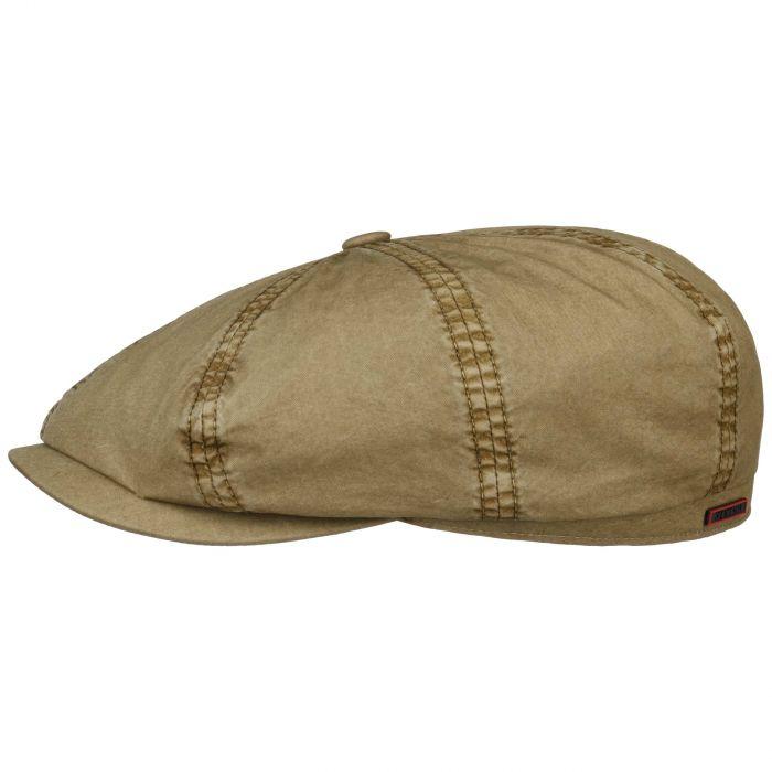 Hatteras Outdoor Classic Flat Cap khaki