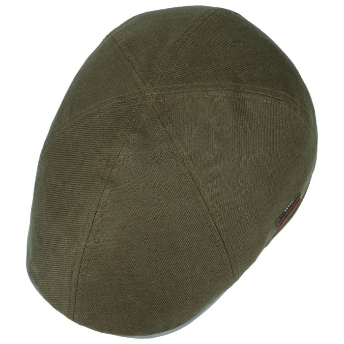 Texas Outdoor Flatcap oliv