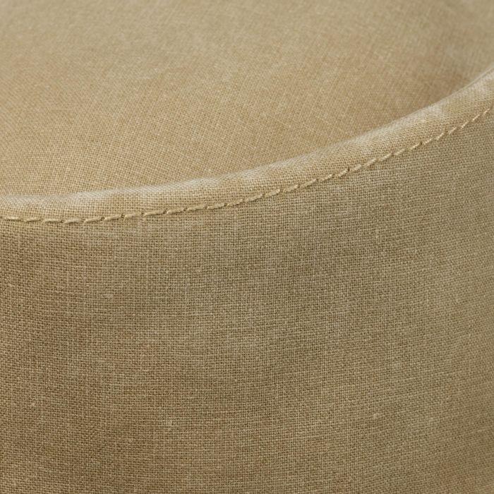 Organic Cotton Pork Pie Cloth Hat brown