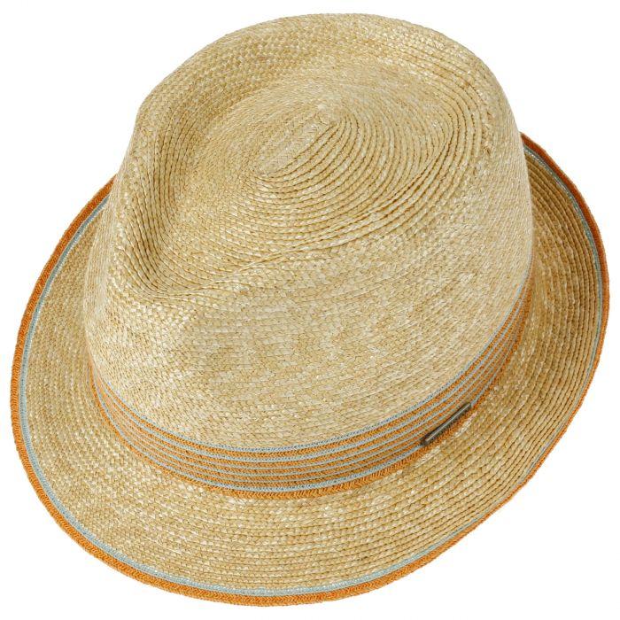 Jemaro Trilby Straw Hat nature