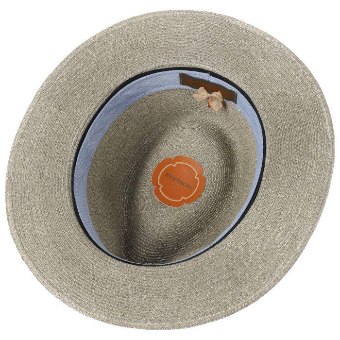 Ventaco Traveller Straw Hat grey-mottled