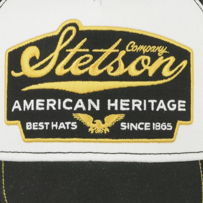 American Heritage Trucker Cap Small black