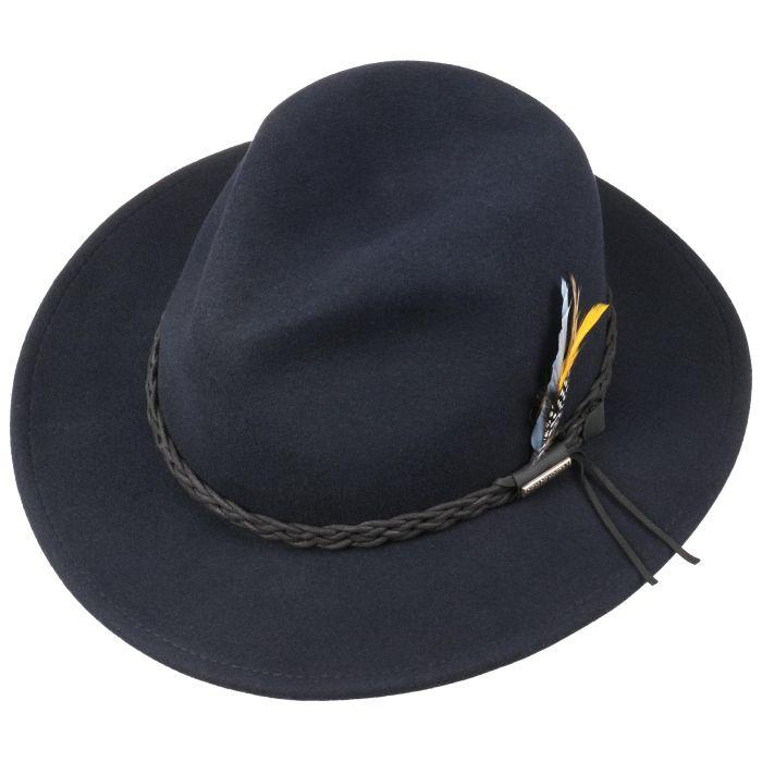 Newark VitaFelt Outdoor Hat navy