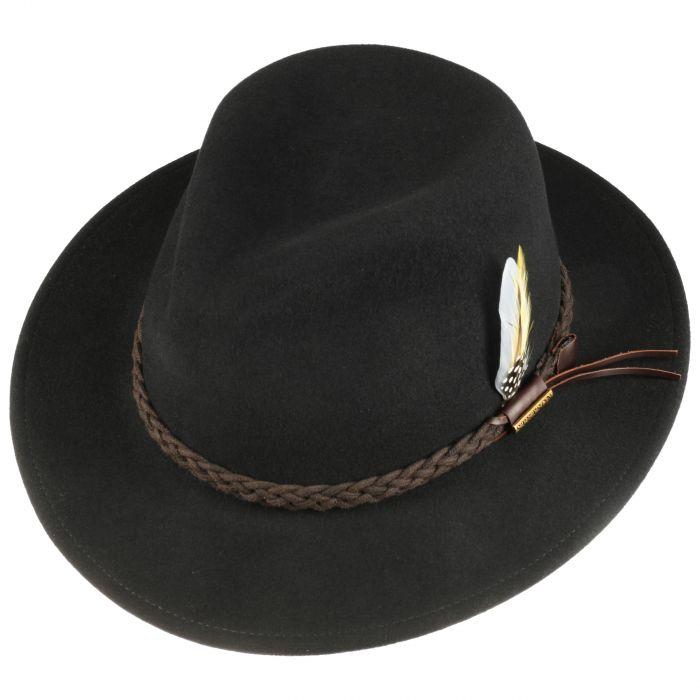 Newark VitaFelt Outdoor Hat black