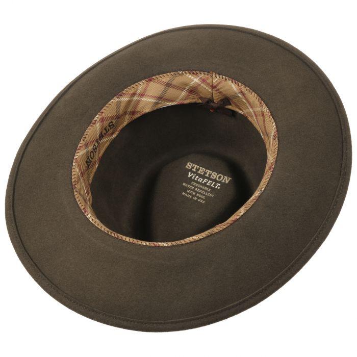 Vail VitaFelt Outdoor Hat brown