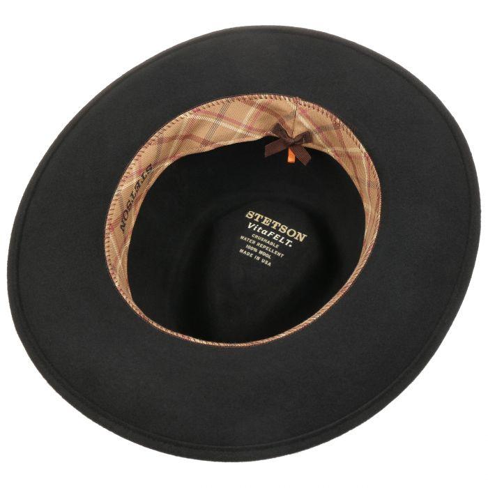 Vail VitaFelt Outdoor Hat black