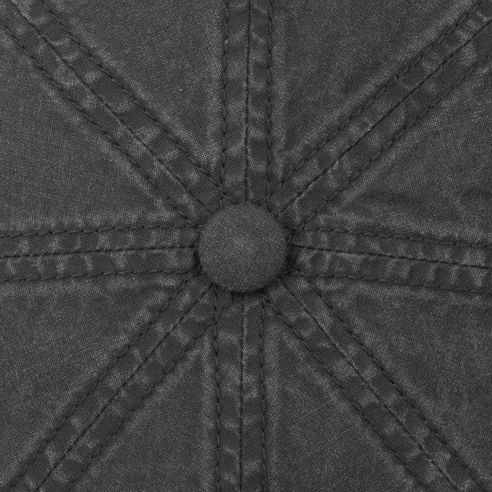 Hatteras Katoen Ballonmuts zwart