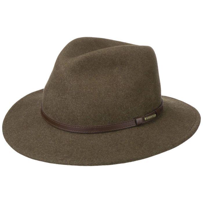 Newberg VitaFelt Traveller Hat brown