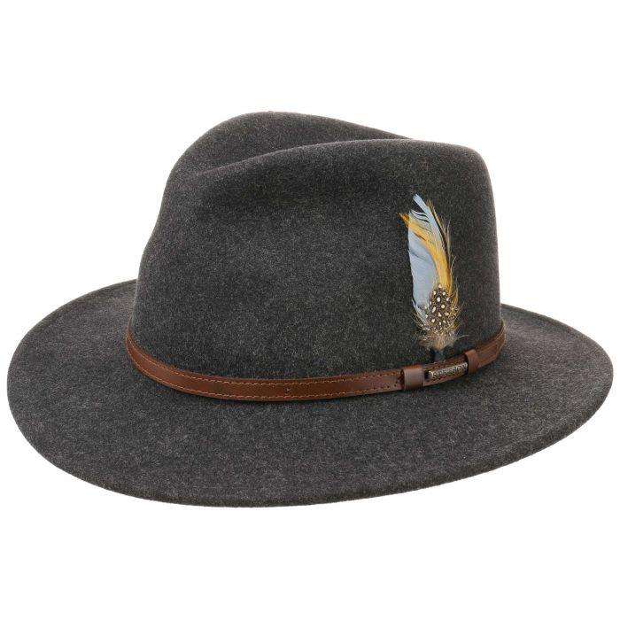 Newberg VitaFelt Traveller Hat anthracite