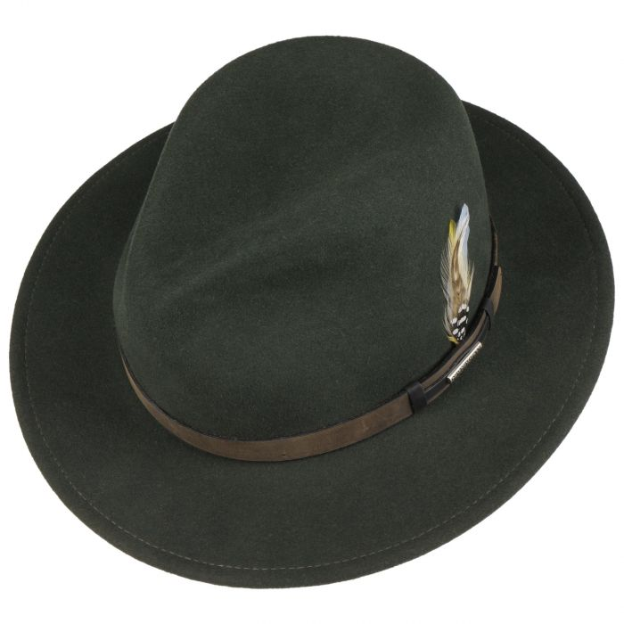 Sardis VitaFelt Traveller Hat green