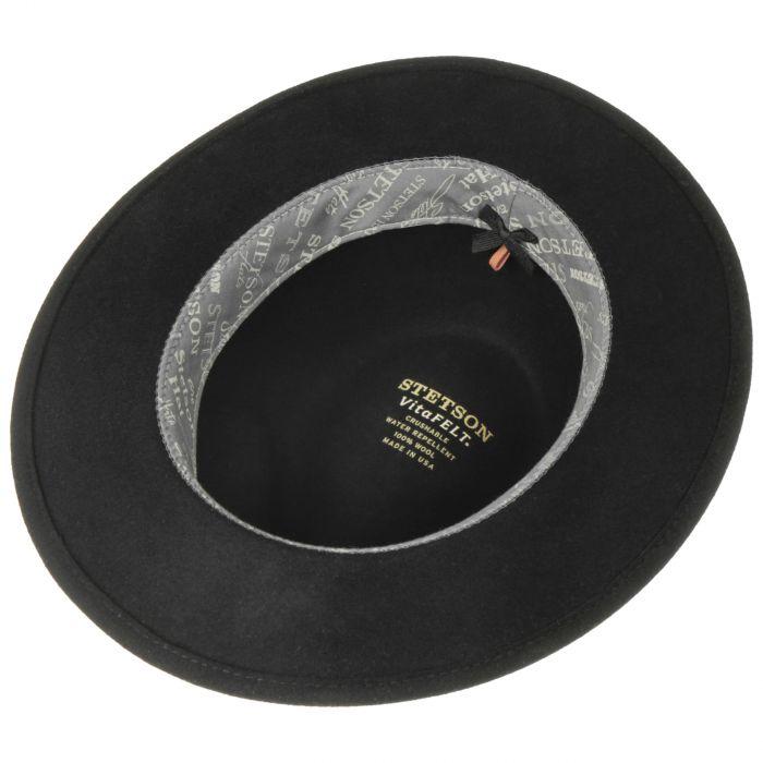 Sardis VitaFelt Traveller Hat black