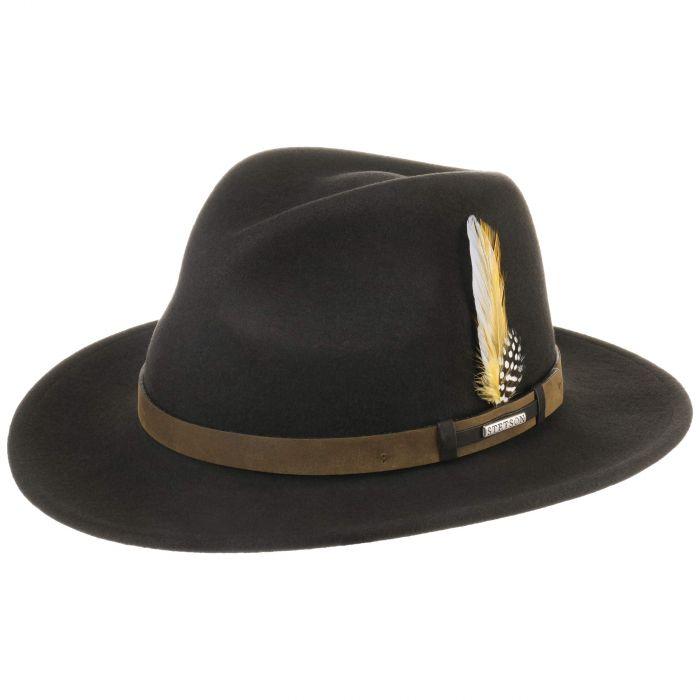 Sardis VitaFelt Traveller Hat brown