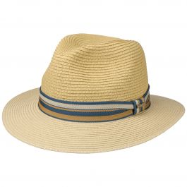 Stetson Cappello di Paglia Romaro Toyo beige | Stetson.eu