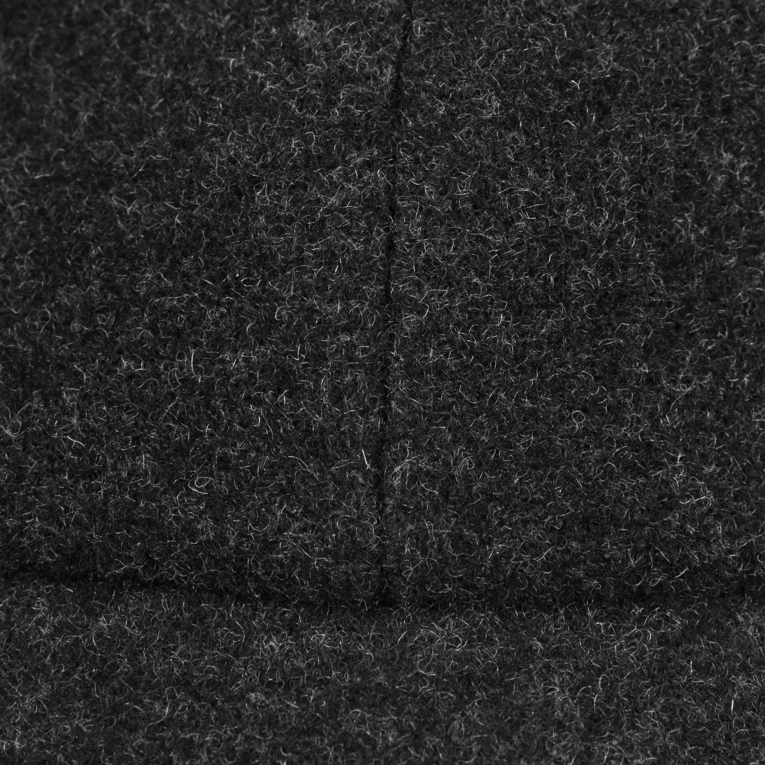 Hatteras Noir Schirmmütze anthrazit