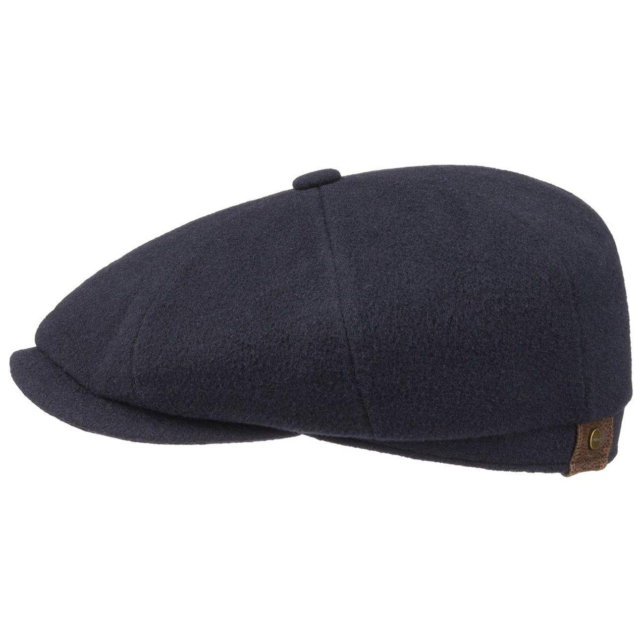 Hatteras Noir Schirmmütze blau