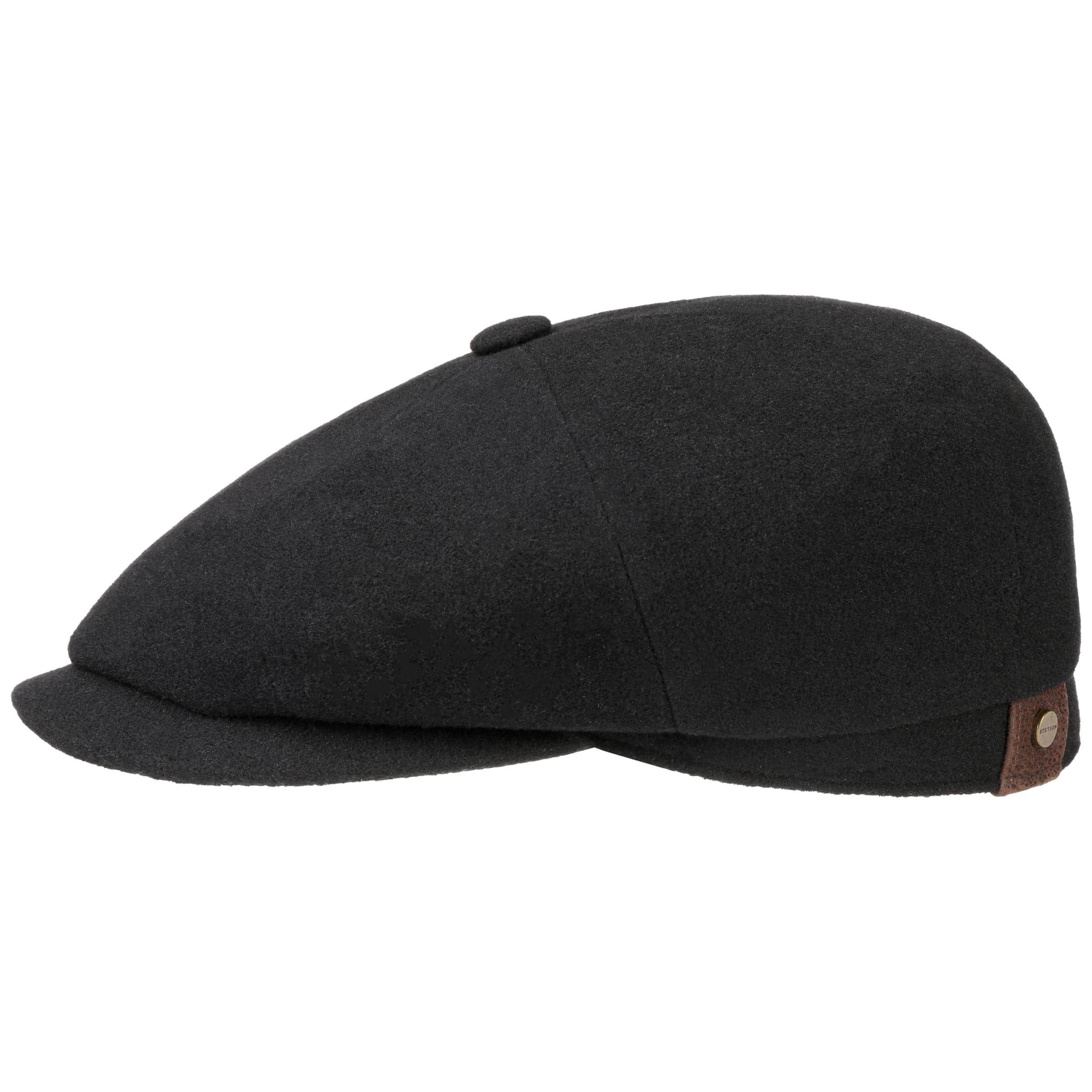 Hatteras Noir Schirmmütze schwarz