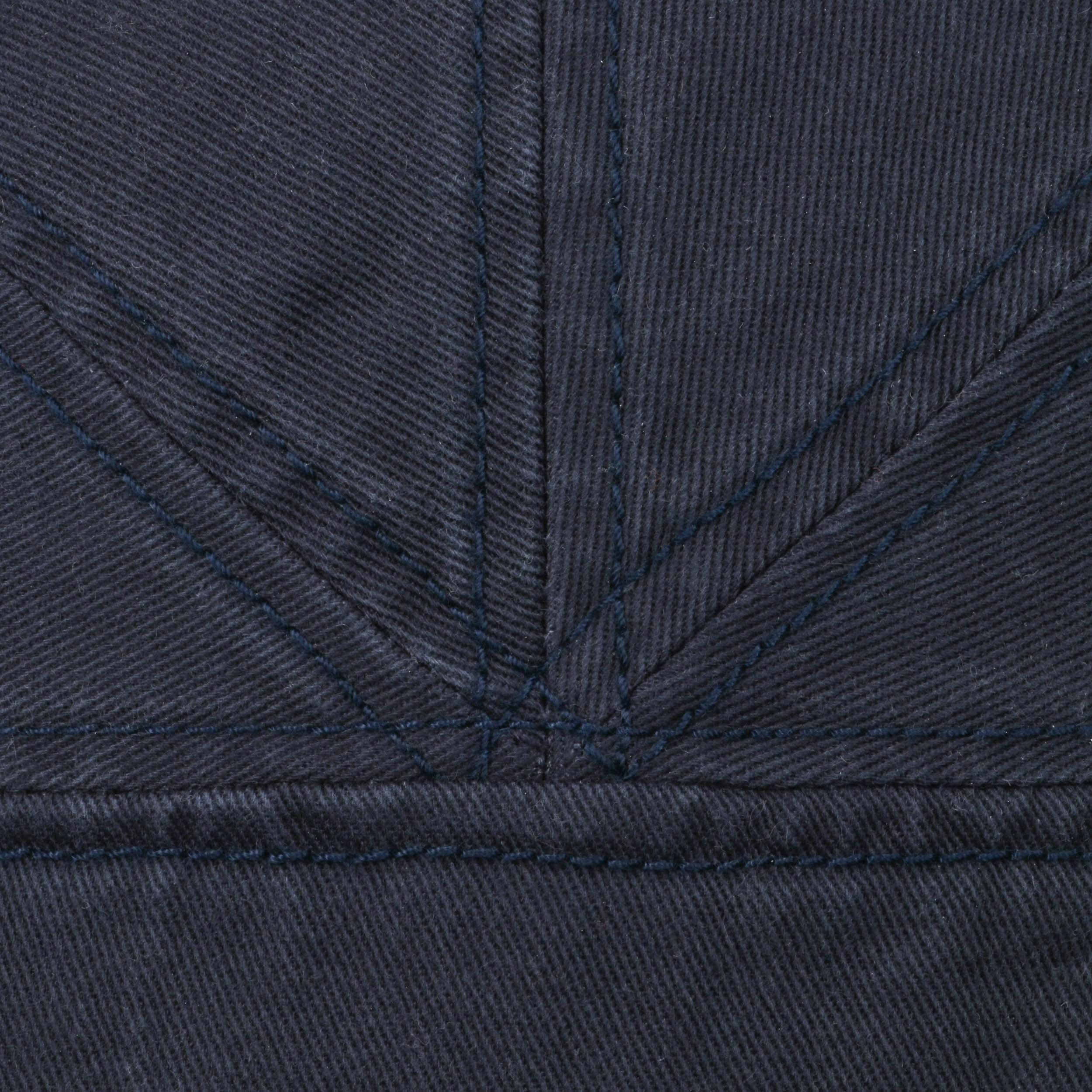 Paradise Cotton Flatcap blau