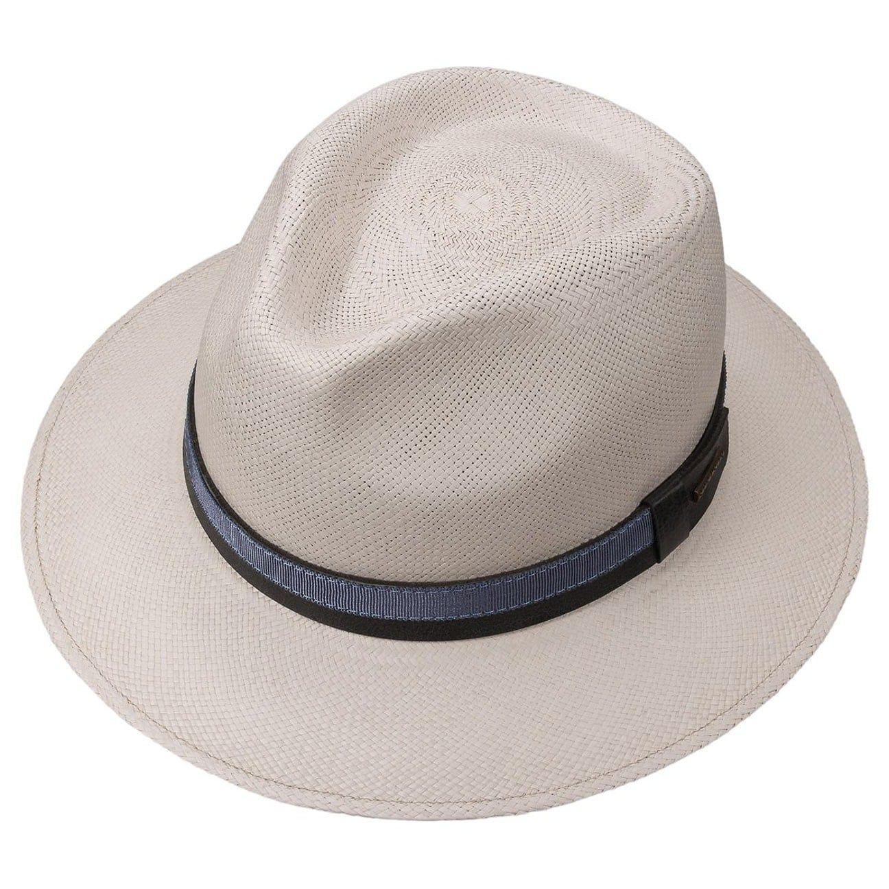 Pinecrest Panama Straw Hat oatmeal