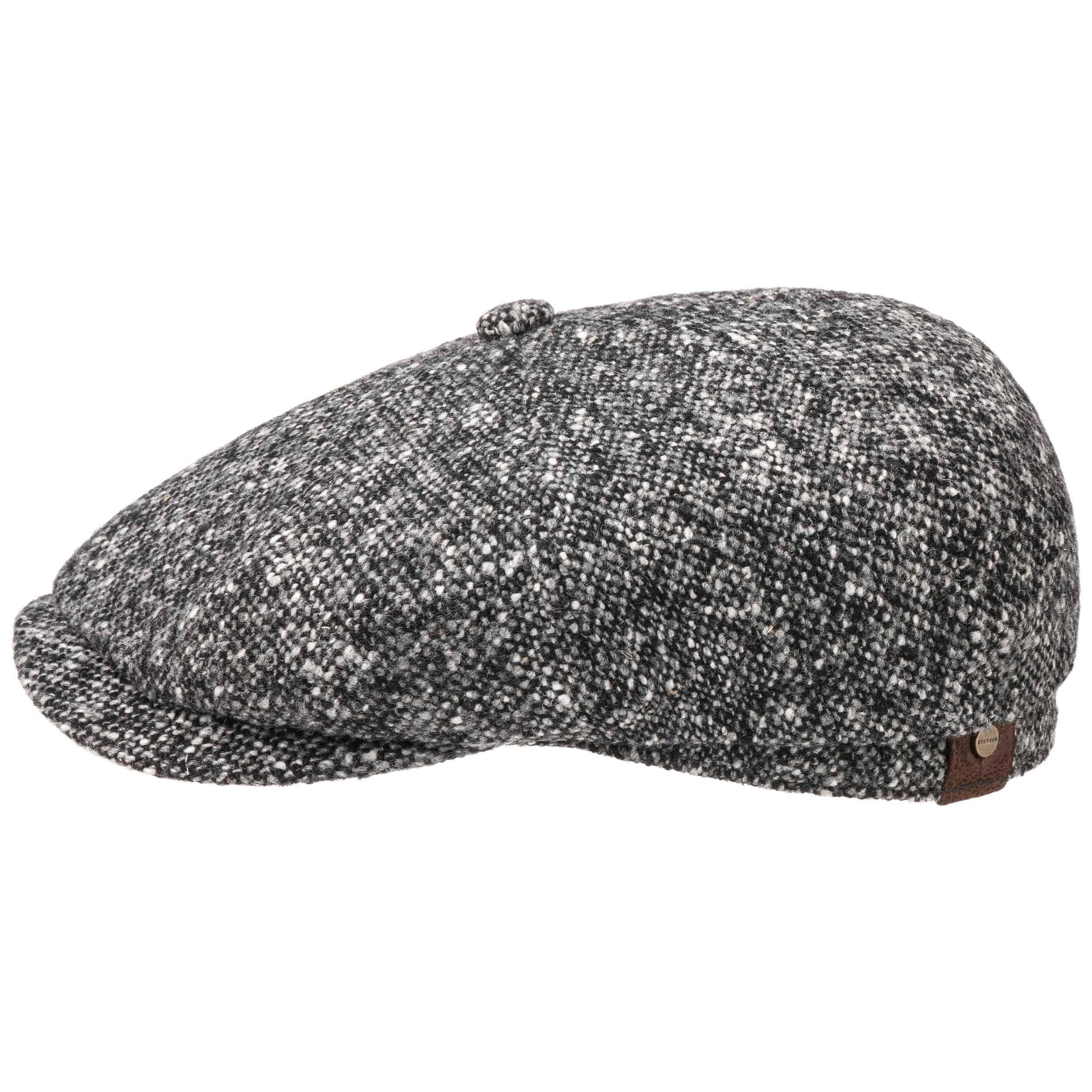 Hatteras Donegal Schirmmütze schwarz