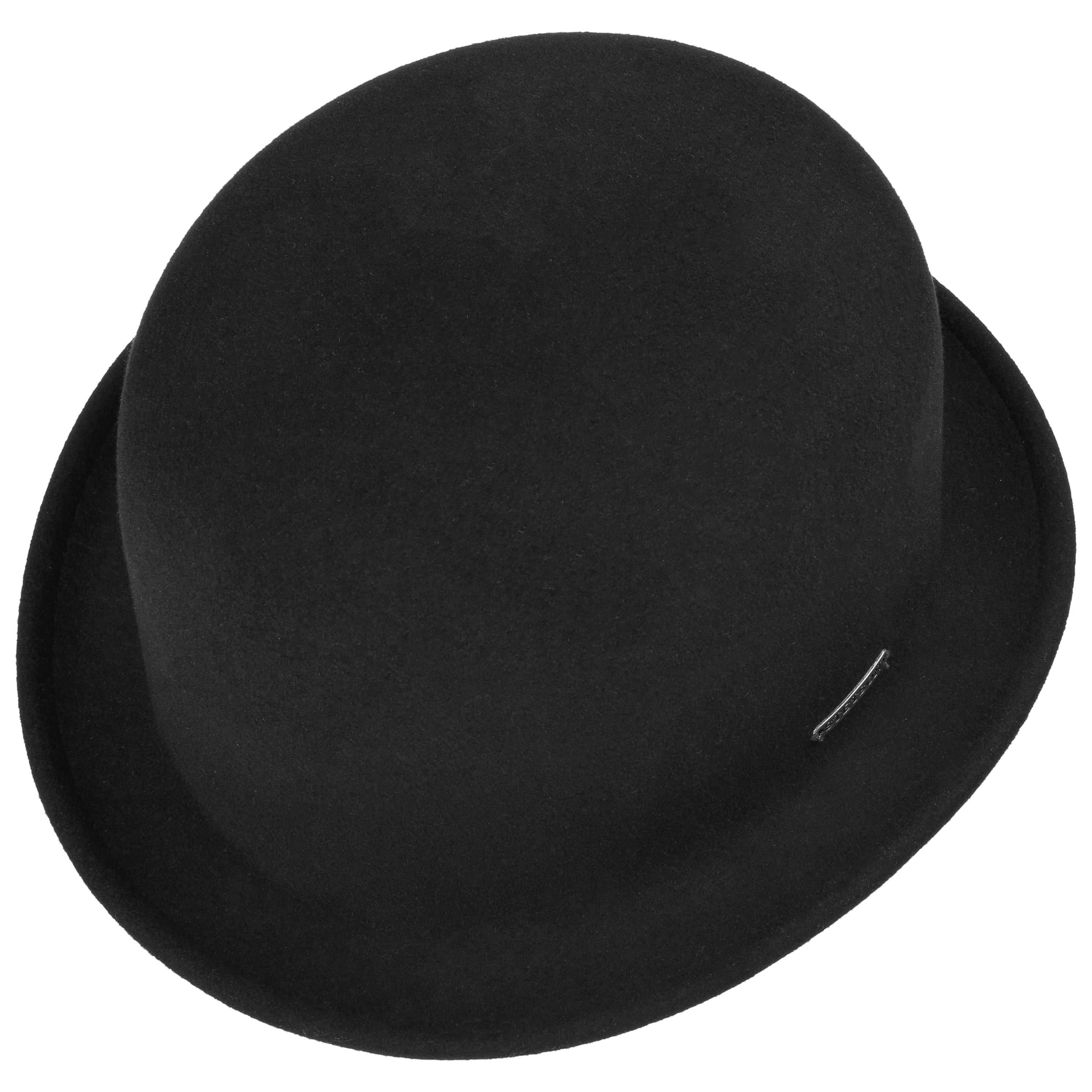 Conway VitaFelt Bowler Hut schwarz