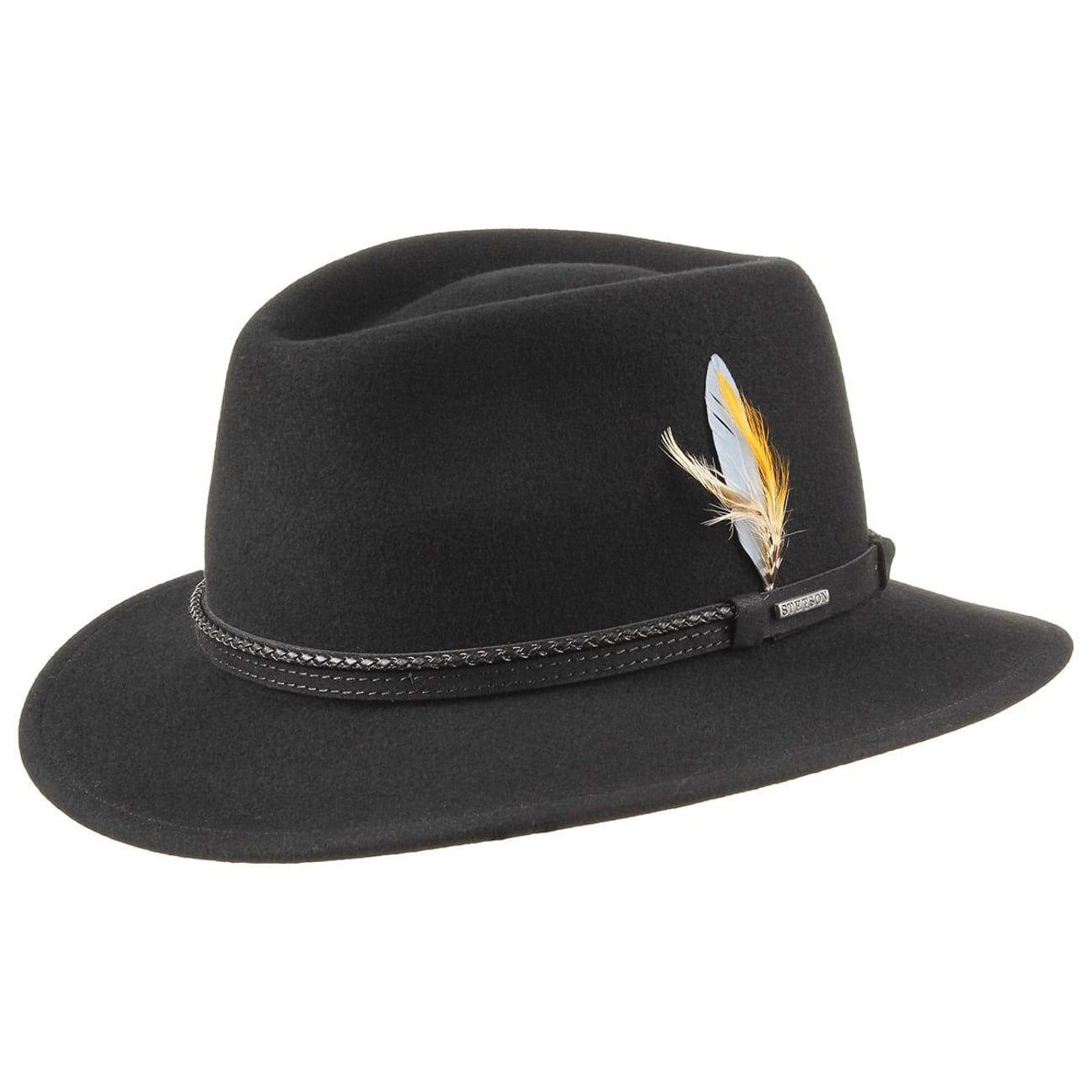 Cheval VitaFelt Hat black