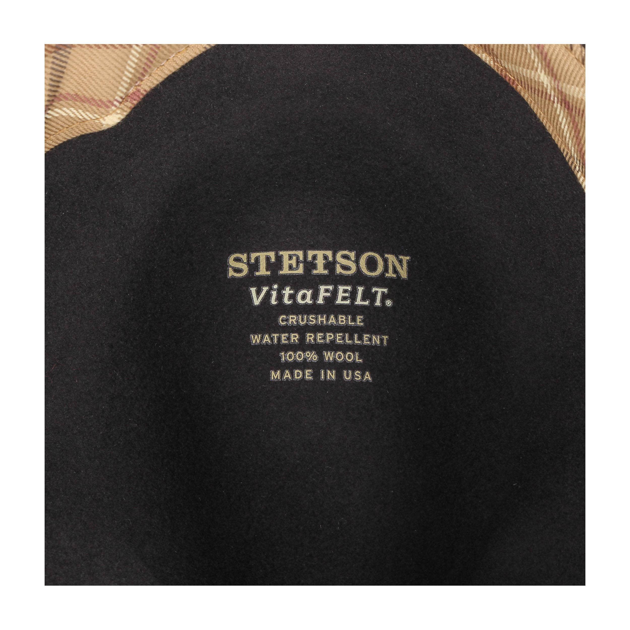 Rutherford VitaFelt Hut schwarz