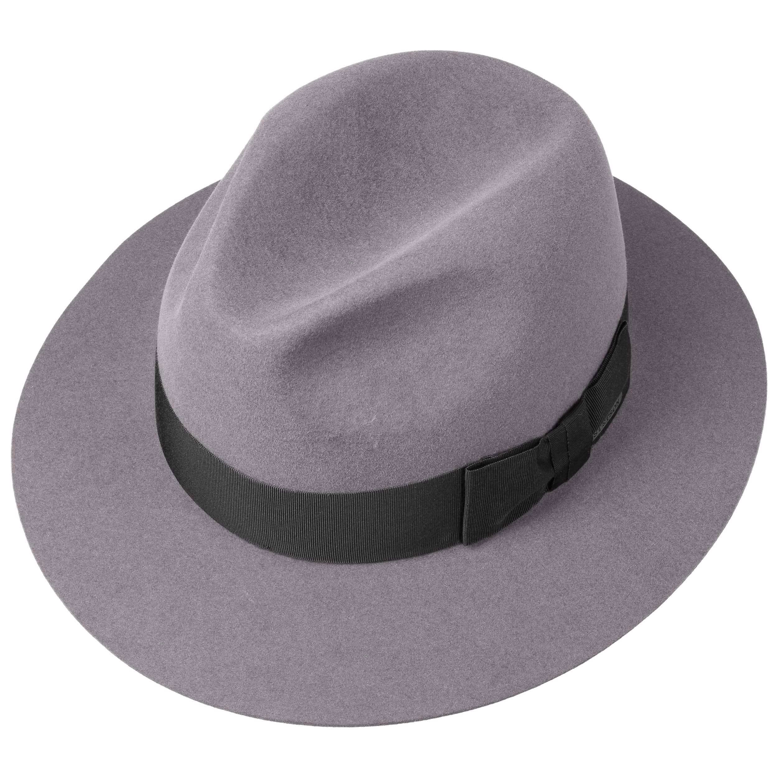 Dalion Fur Felt Hat grey