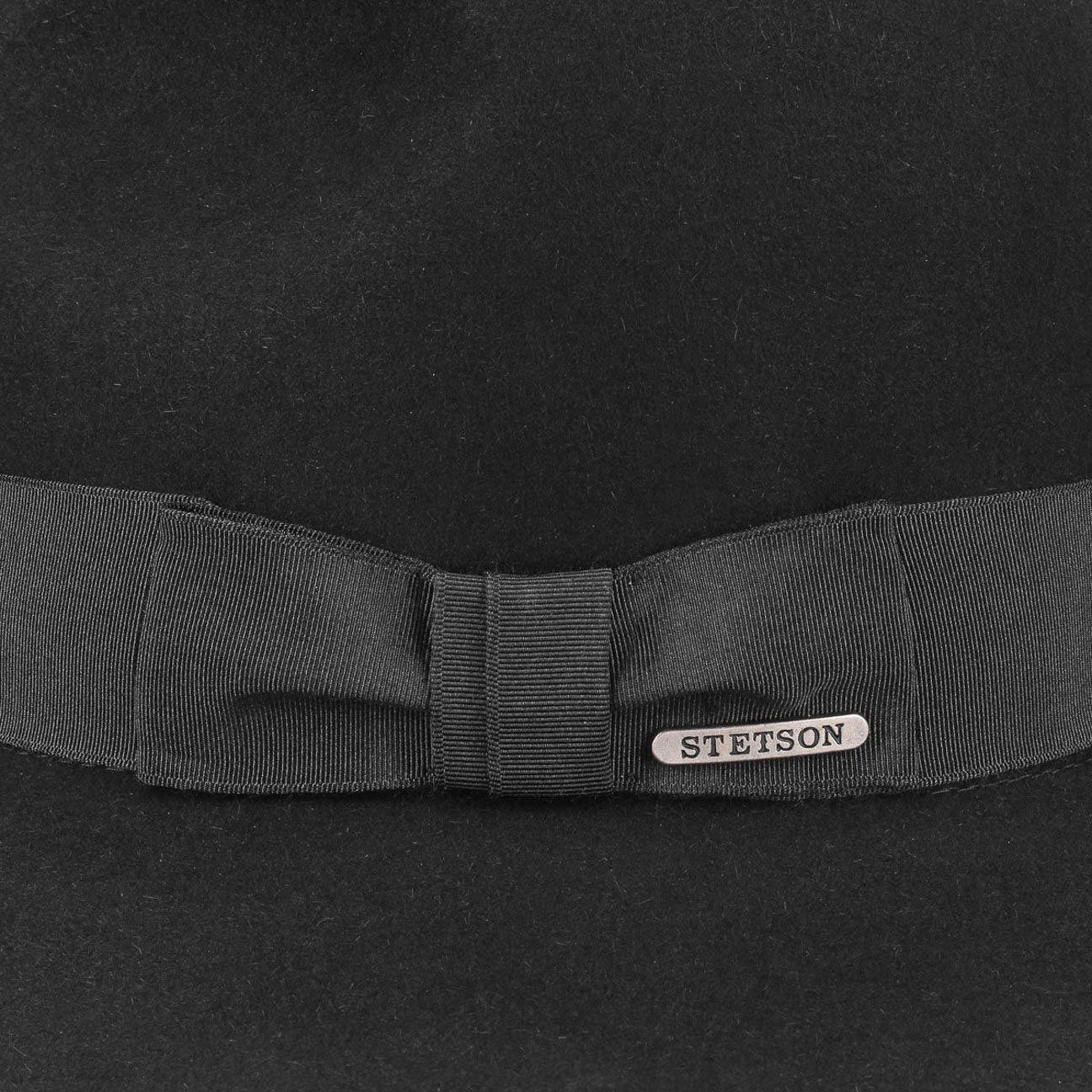 Dalion Fur Felt Hat black