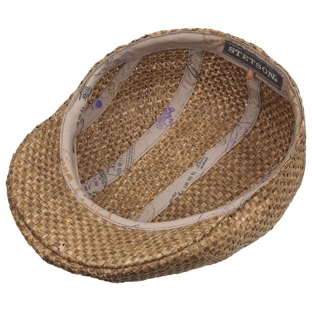 Madison Toyo Flatcap braun