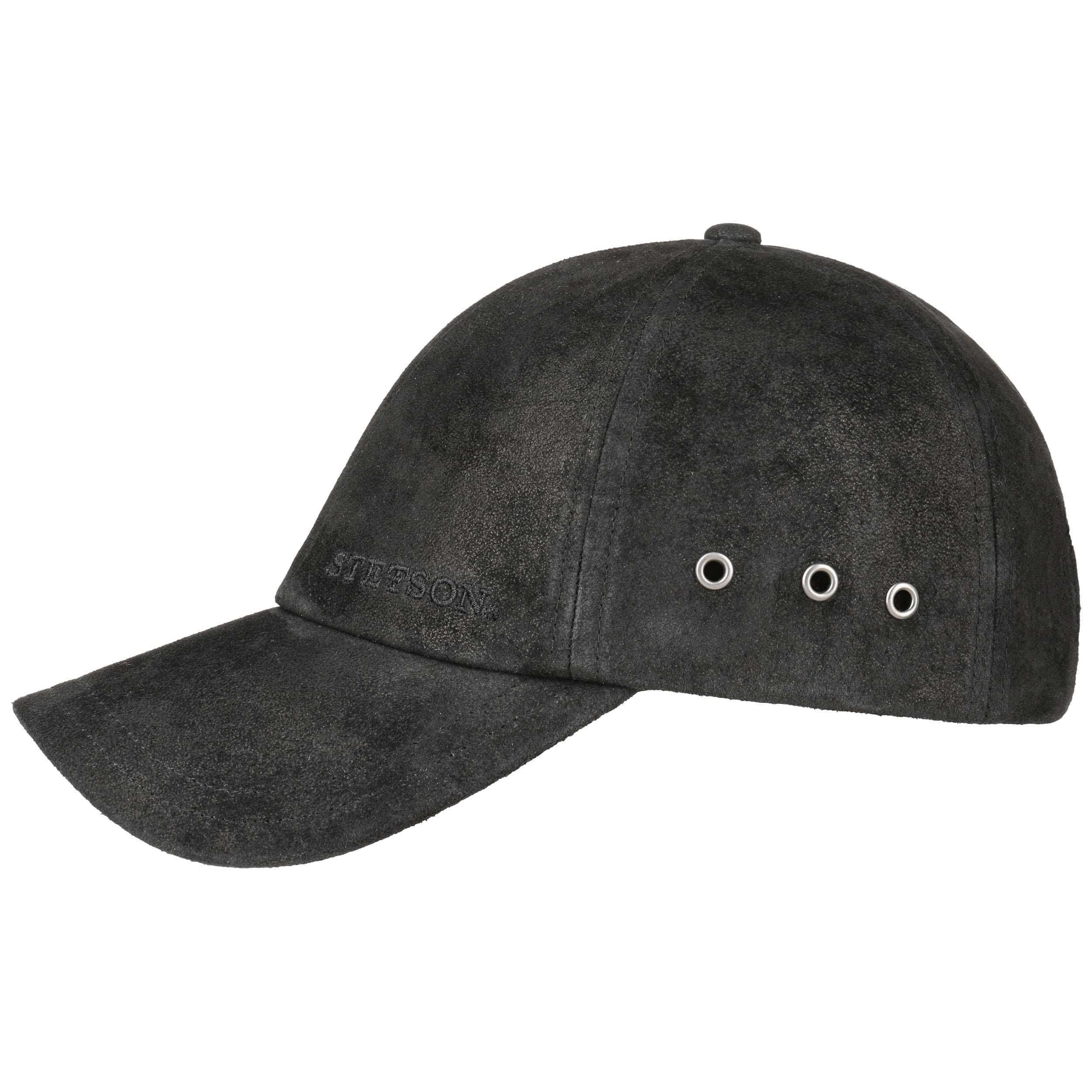 Rawlins Pigskin Basecap schwarz
