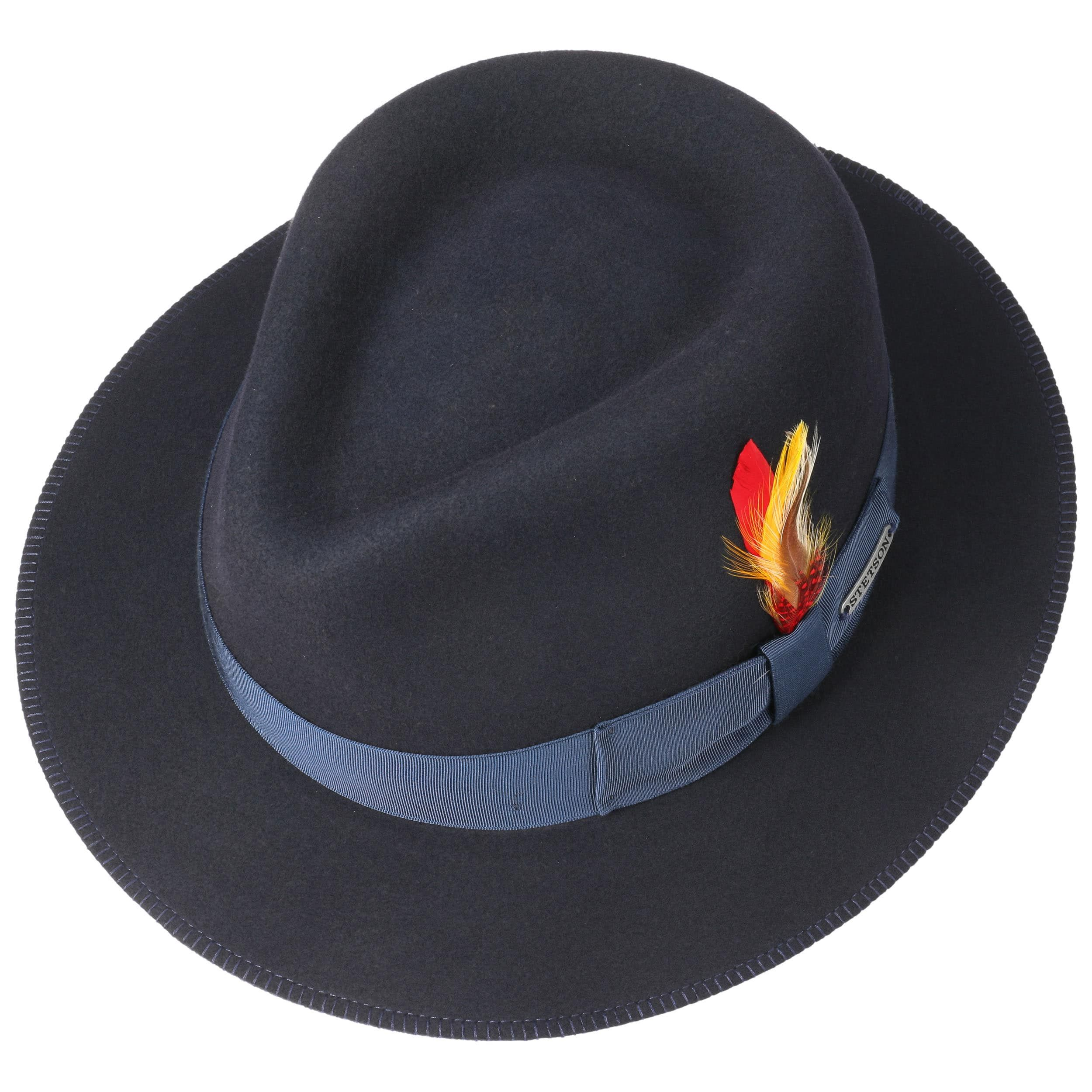 Vienna VitaFelt Traveller Hat blue