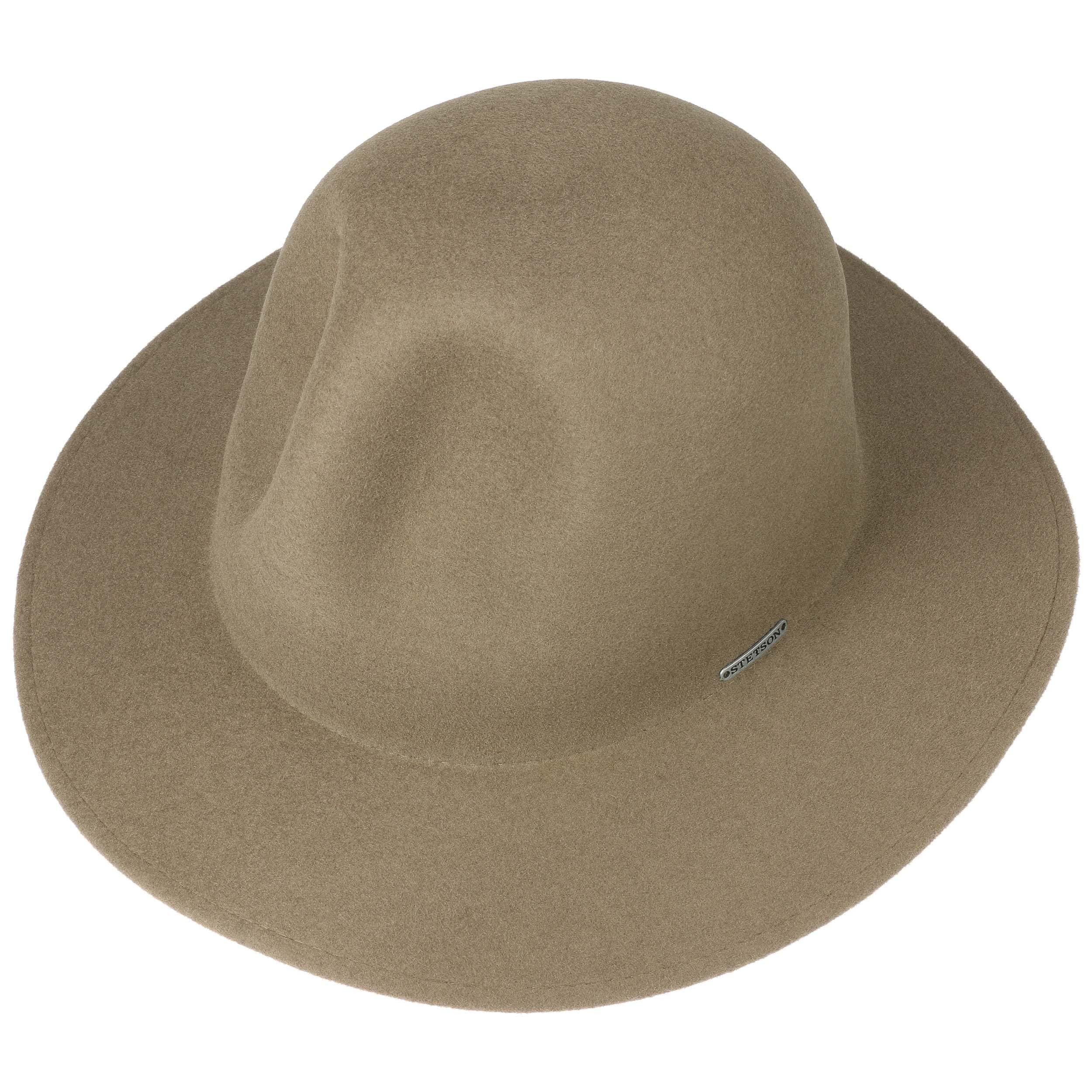 Sombrero Tuscalo Woolfelt beige