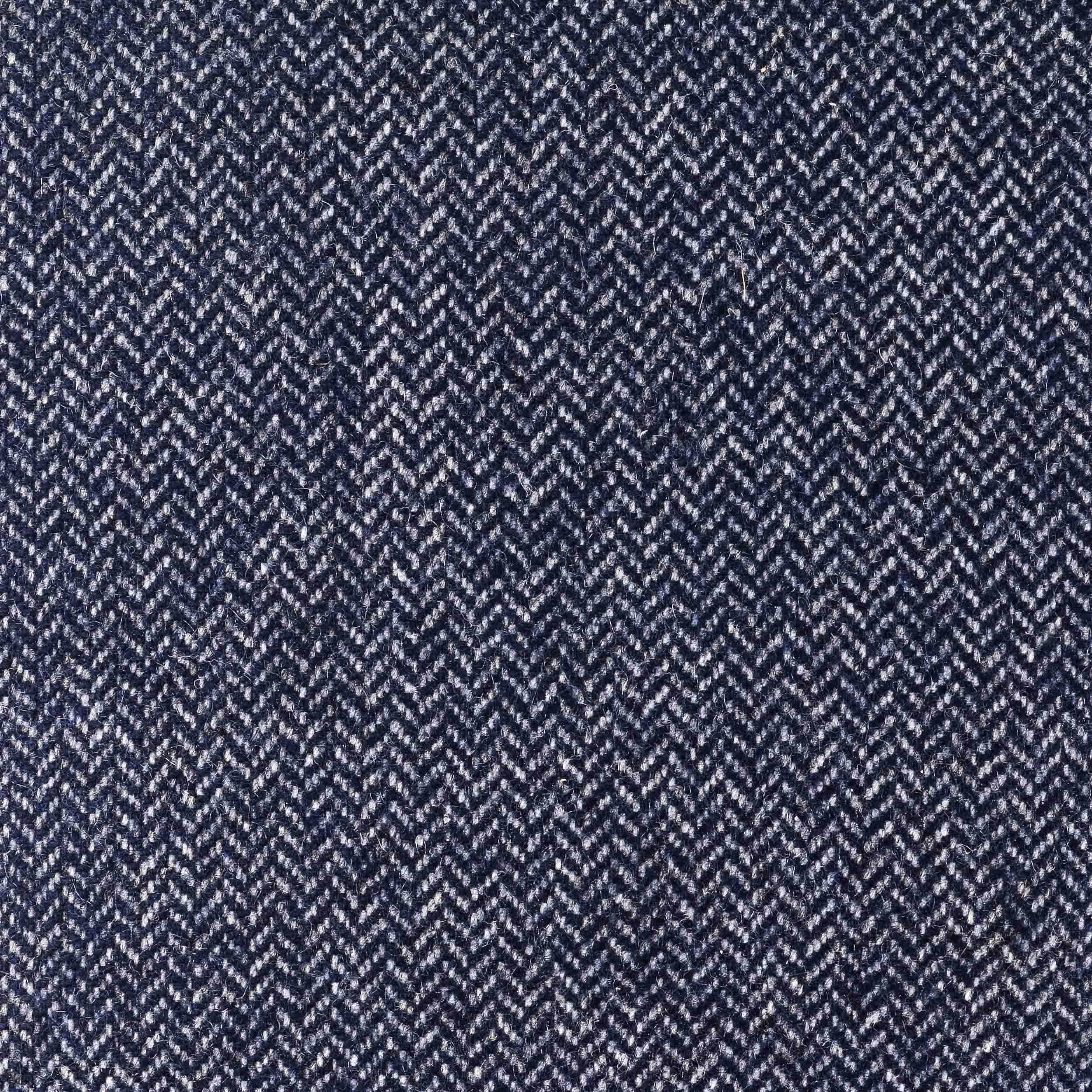 Belfast Cashmere Flatcap blau