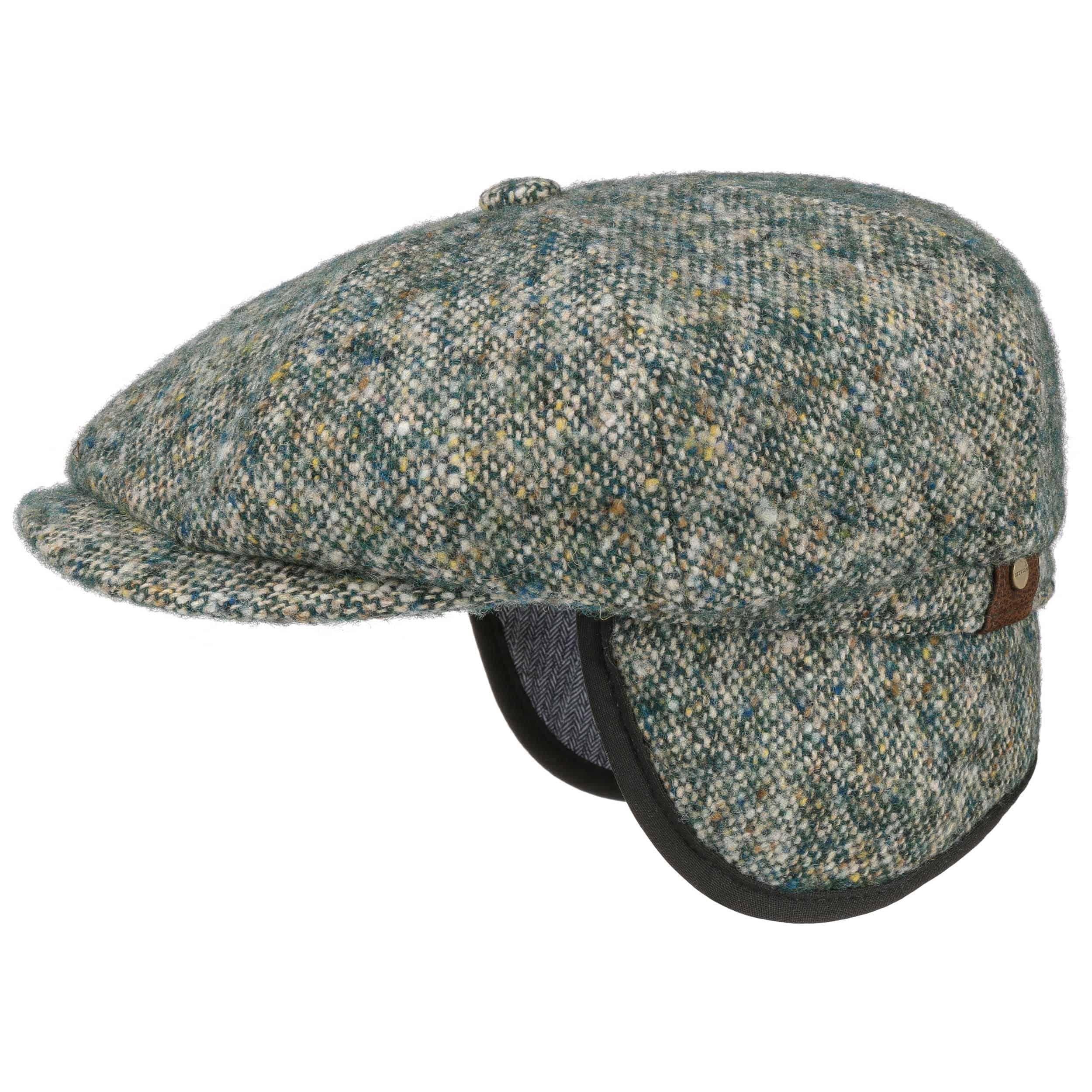 Hatteras Donegal Earflaps Cap grün