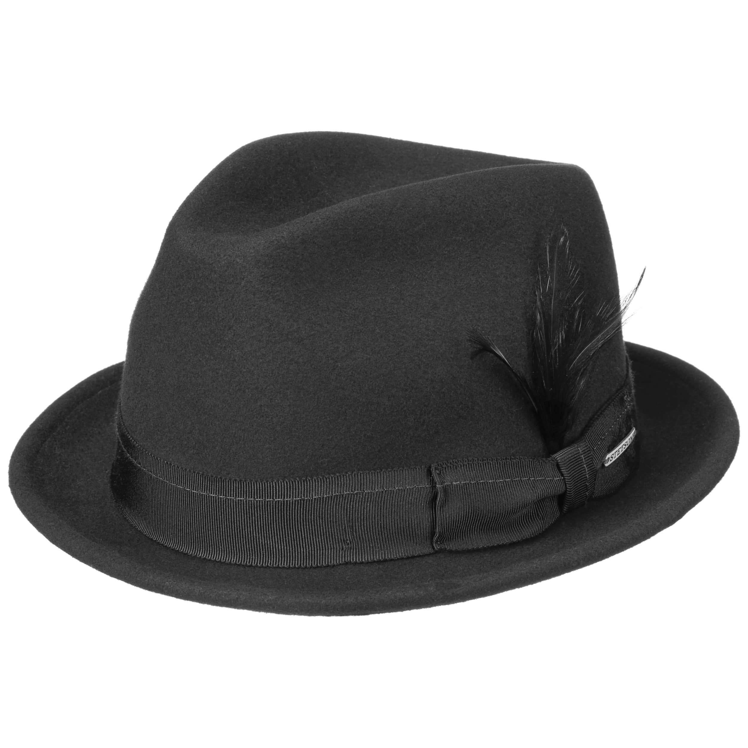 Plain VitaFelt Player Hat black