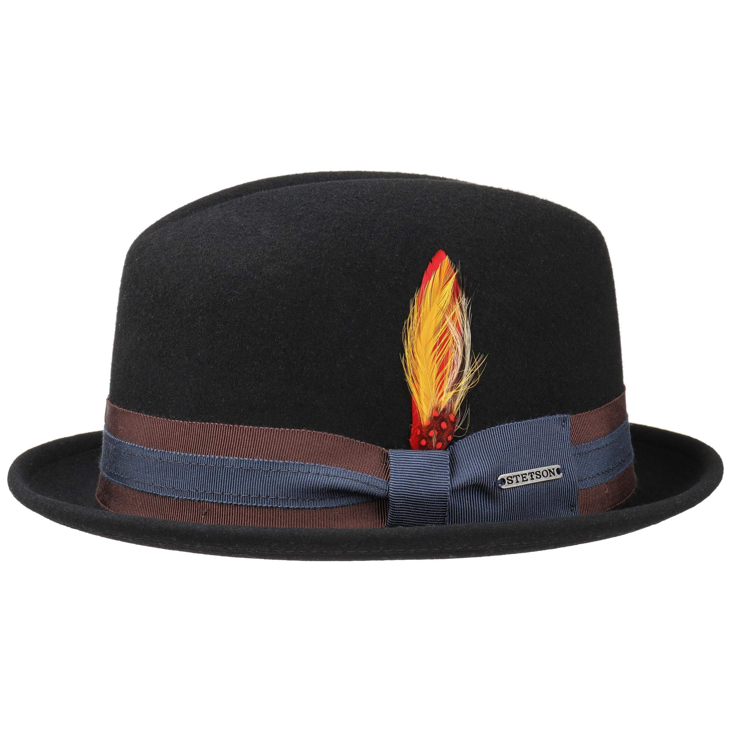 Carson Player Hat VitaFelt Hat black