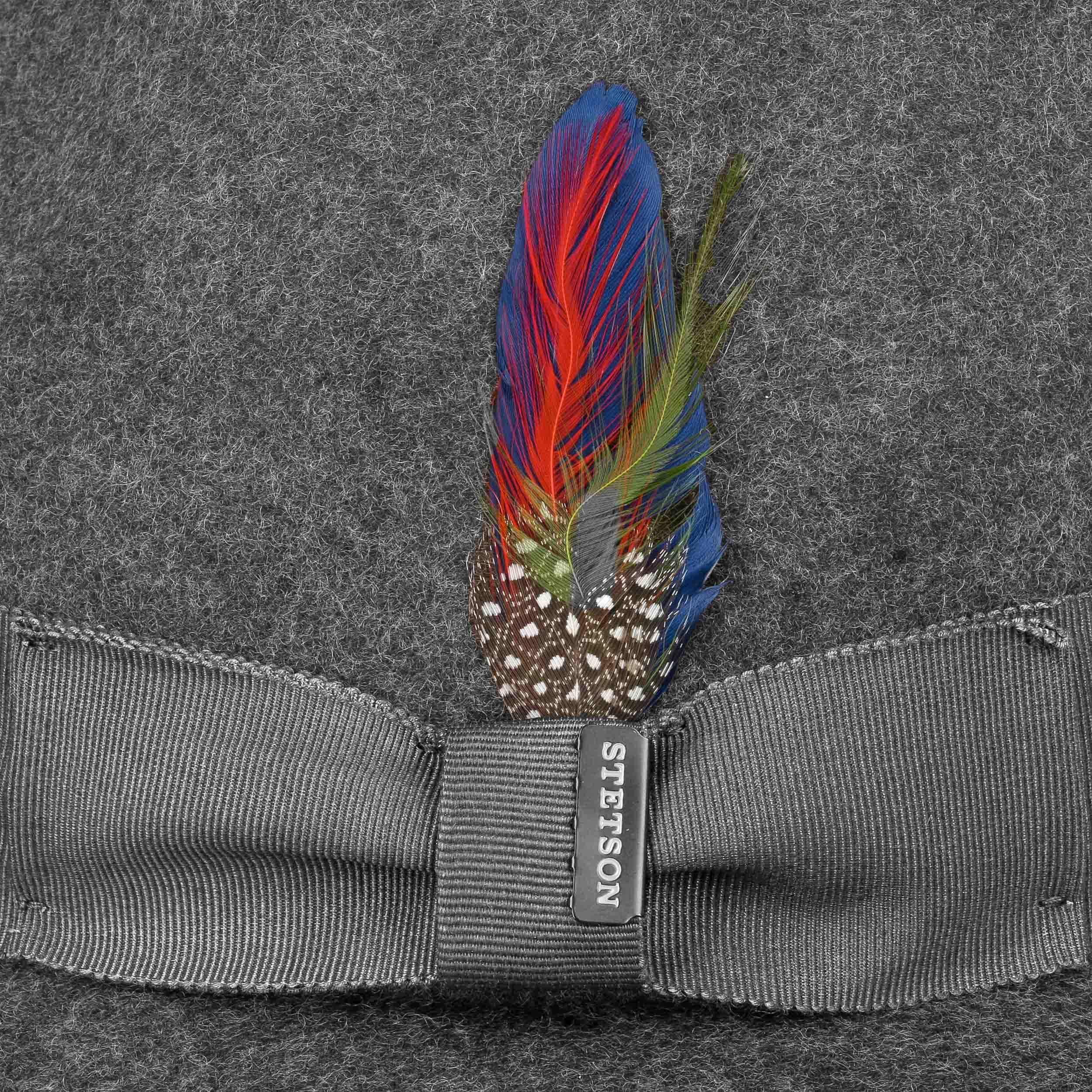 Colour Change Damen Schlapphut grau
