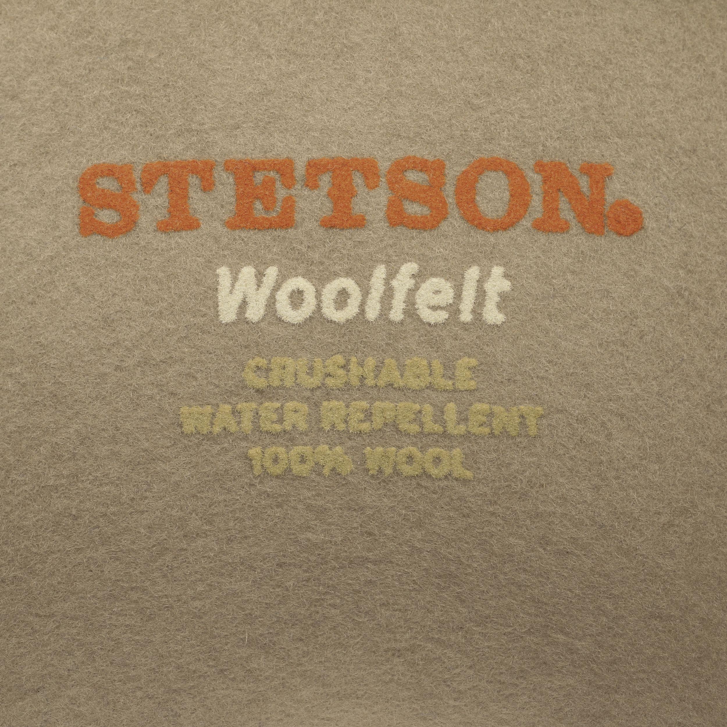 Fivemile Wollfilz Westernhut hellbeige
