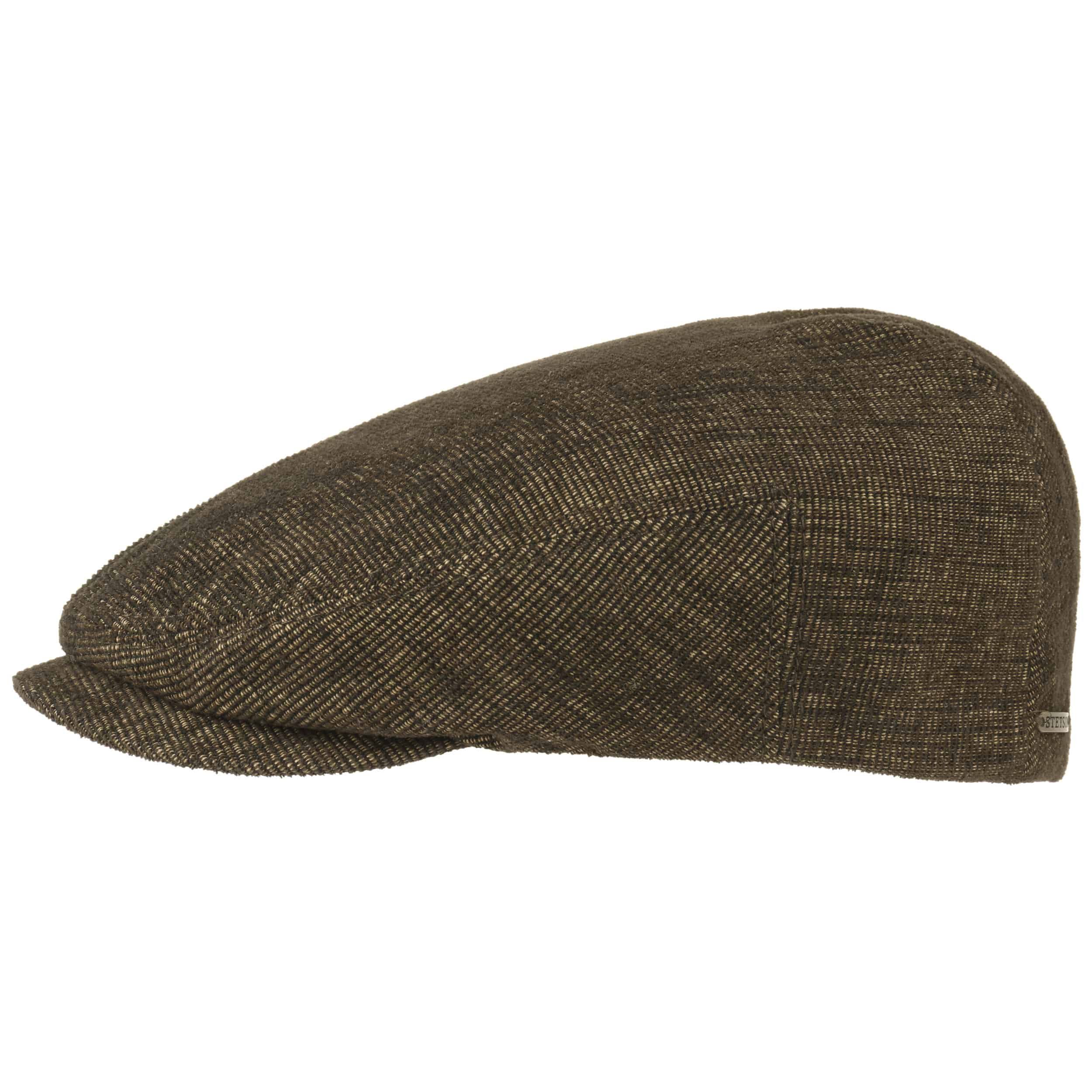 Ivy Corduroy Flatcap braun