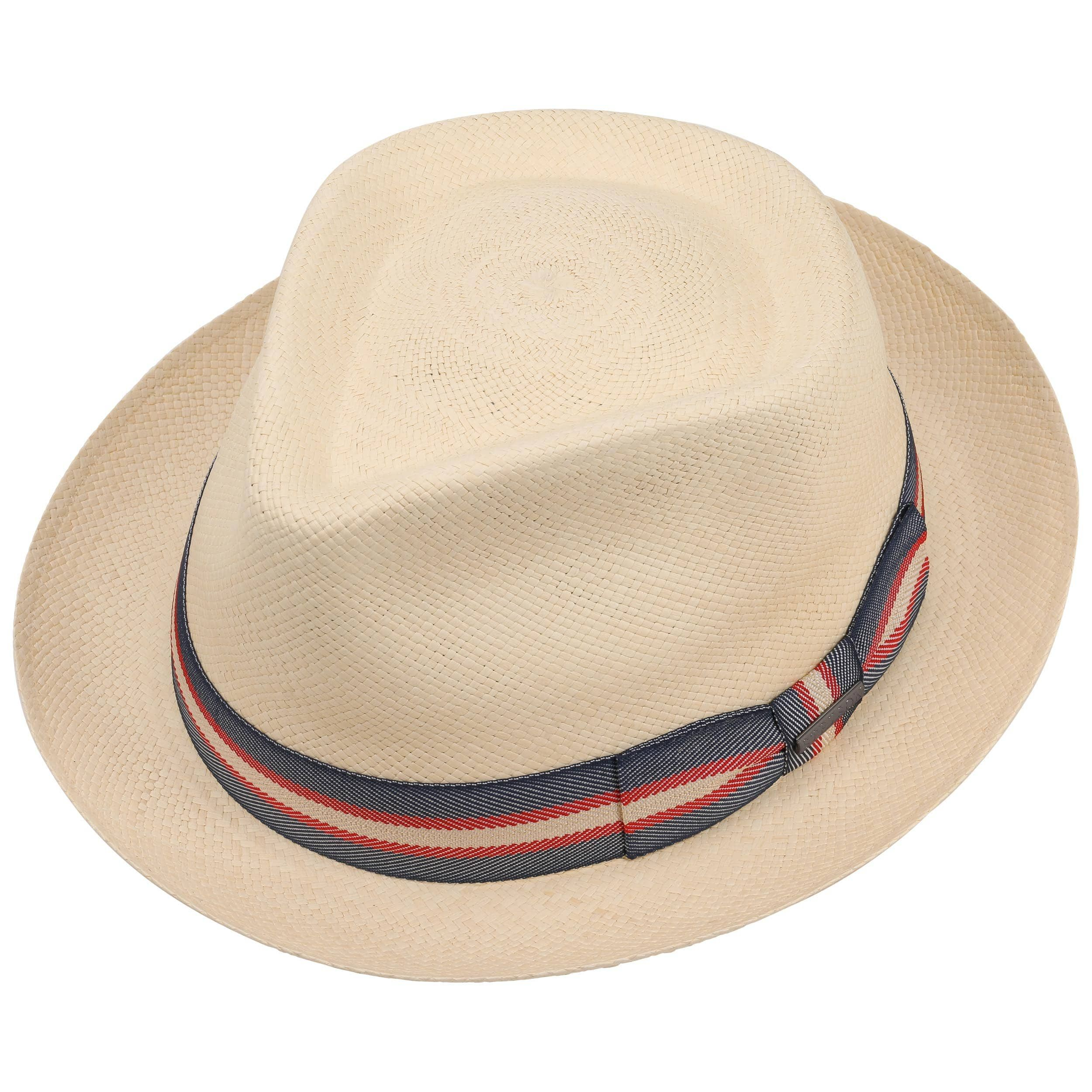 Ocate Panama Player Strohoed crèmewit