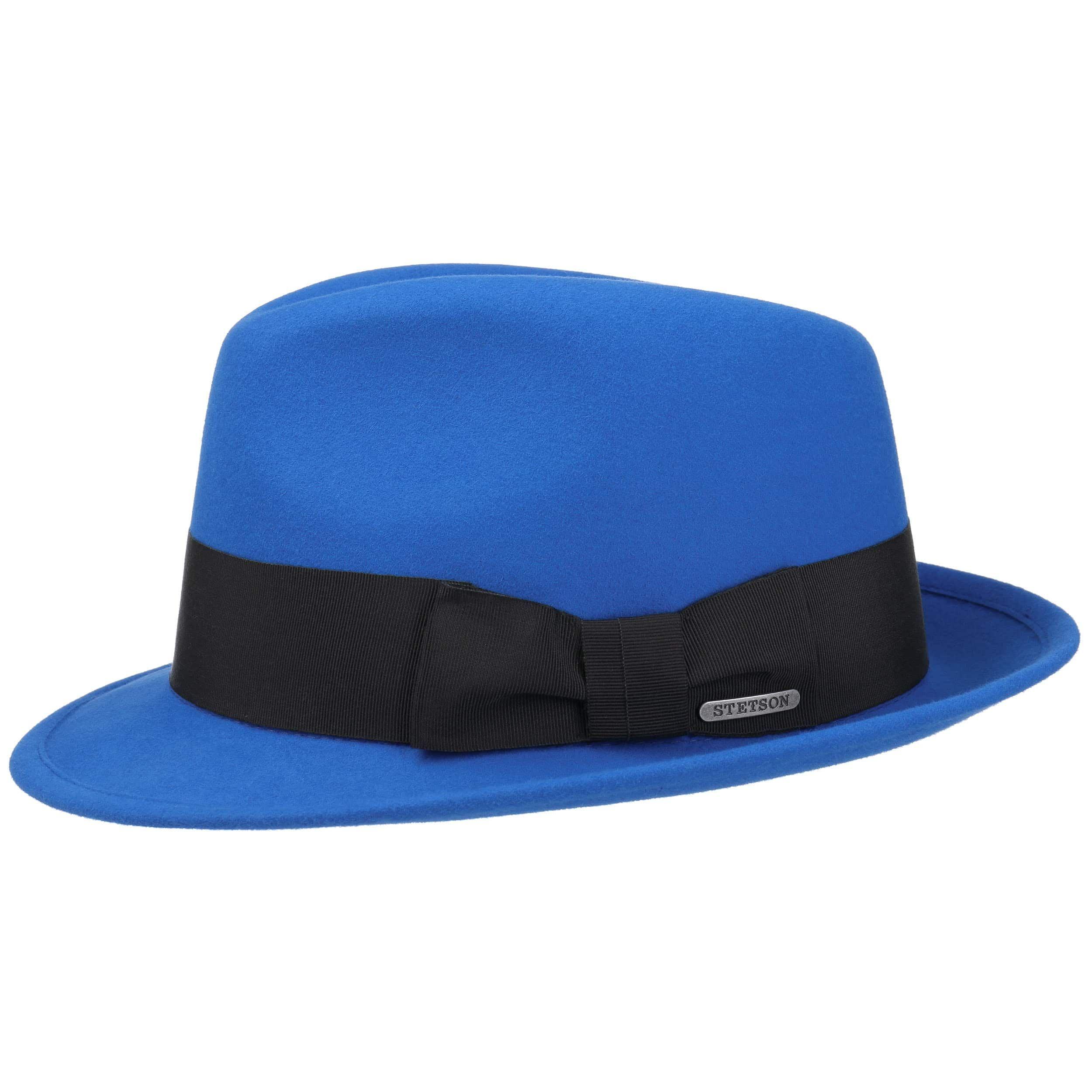 Marico Player Haarfilzhut blau