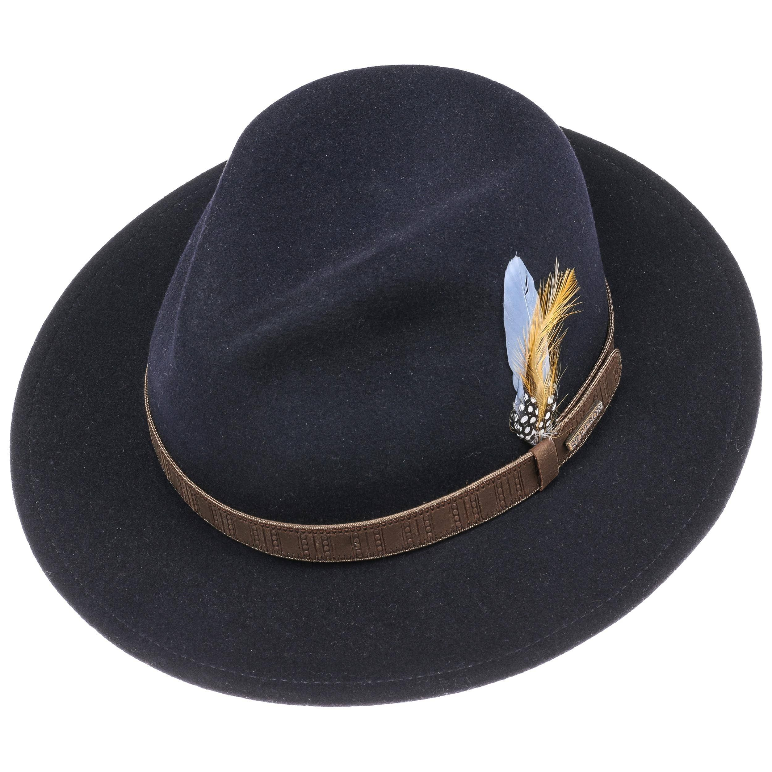 Darvell Traveller VitaFelt Hat navy