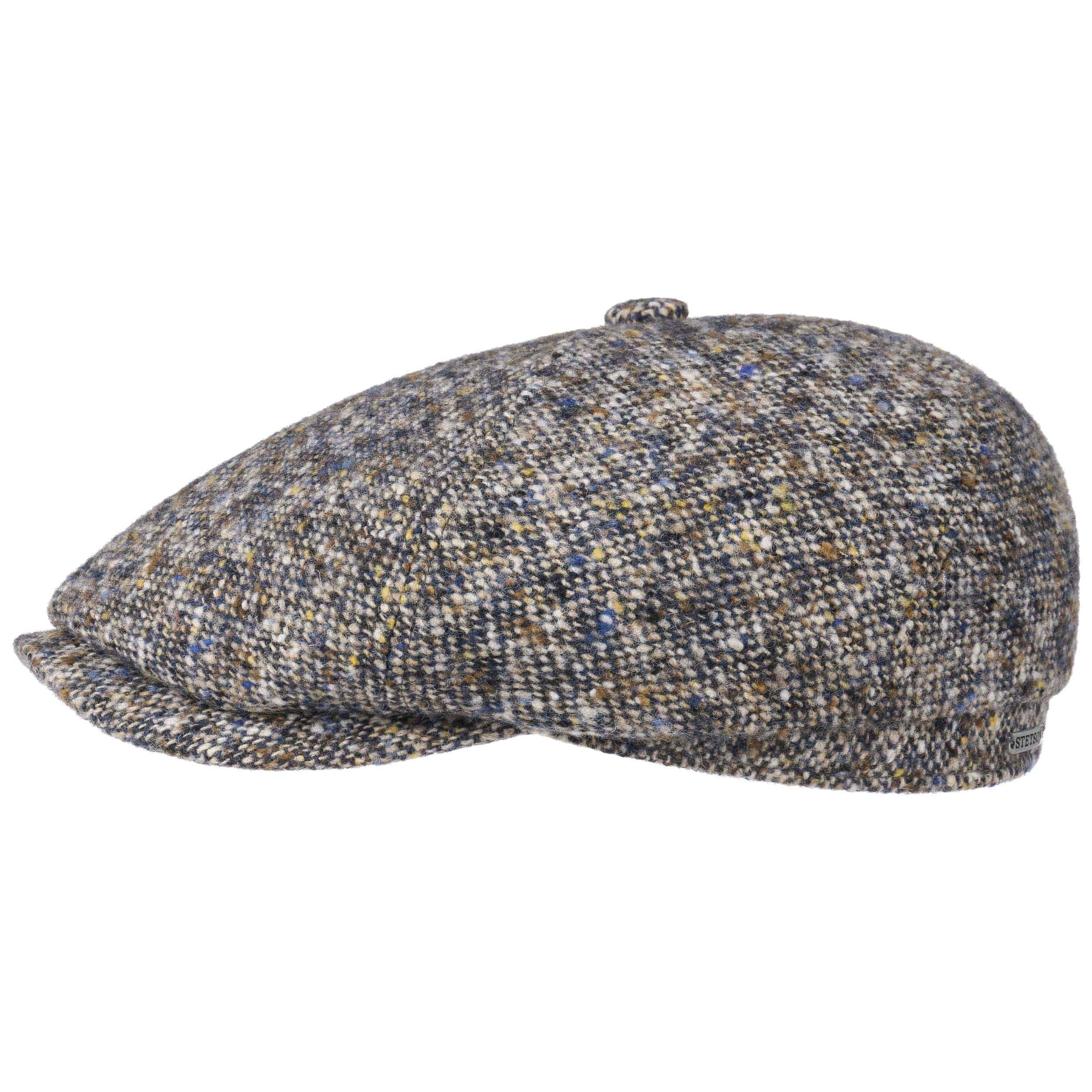 Brooklin Donegal Flat Cap beige