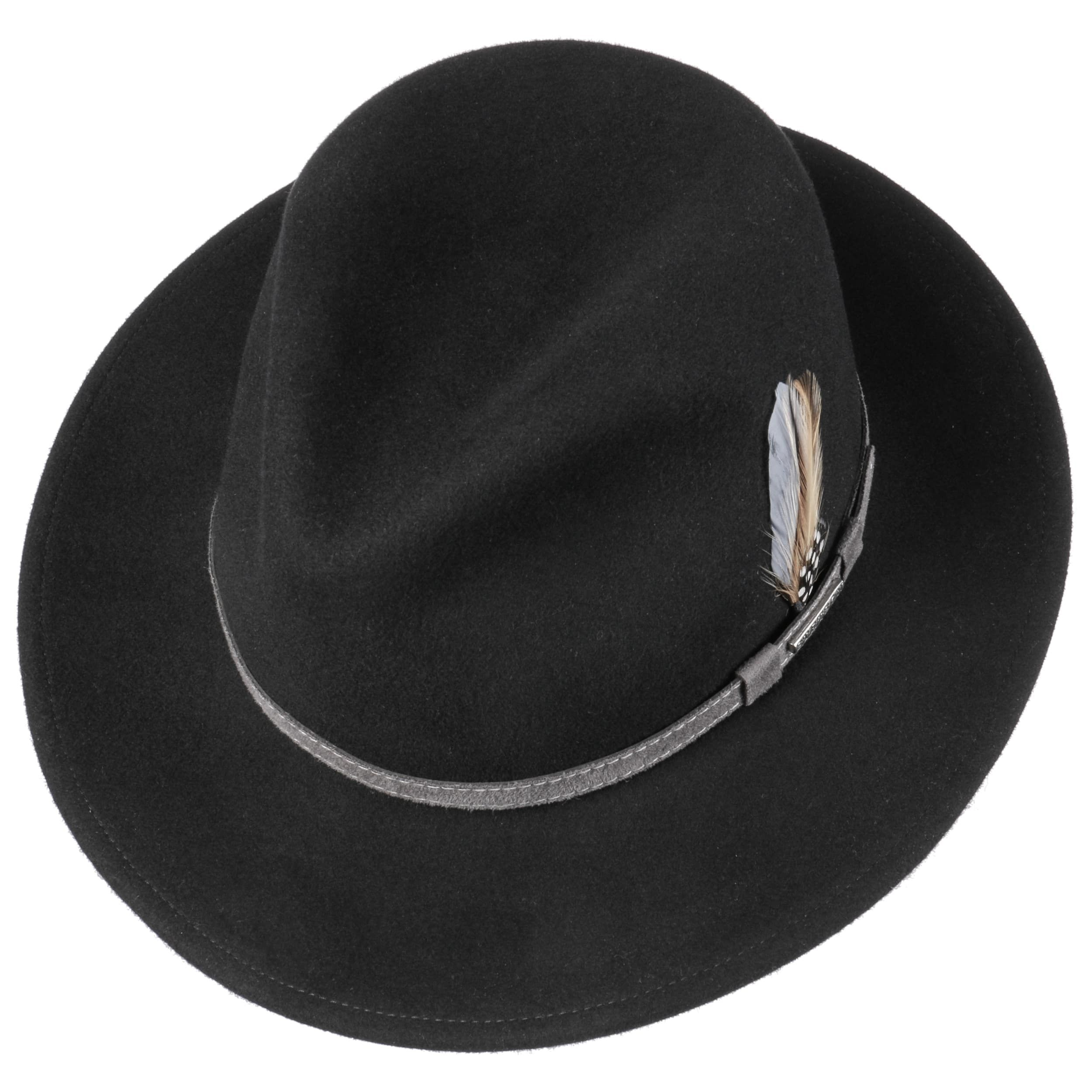 Cartbridge Traveller VitaFelt Hat black