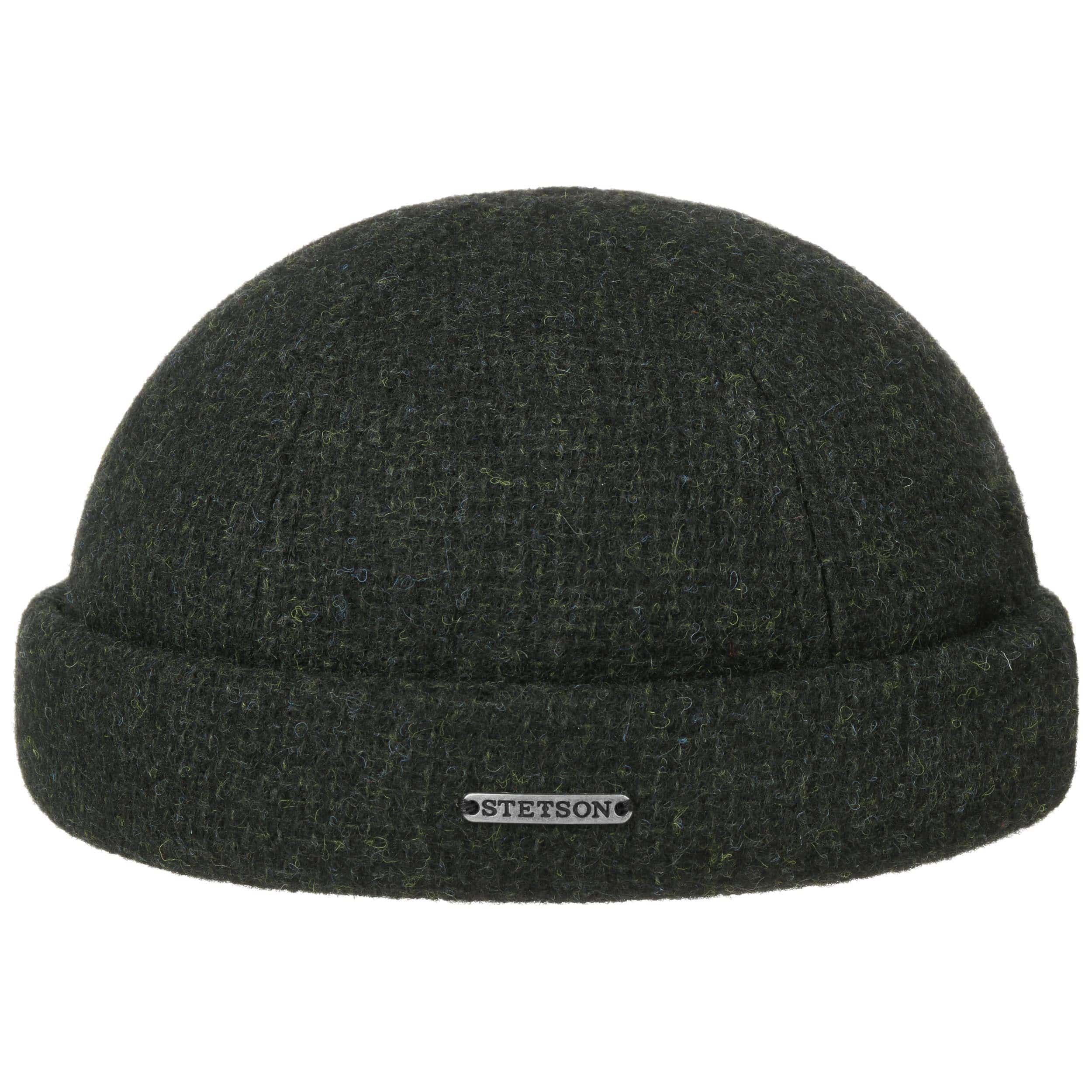 Castleton Wool Docker Hat olive