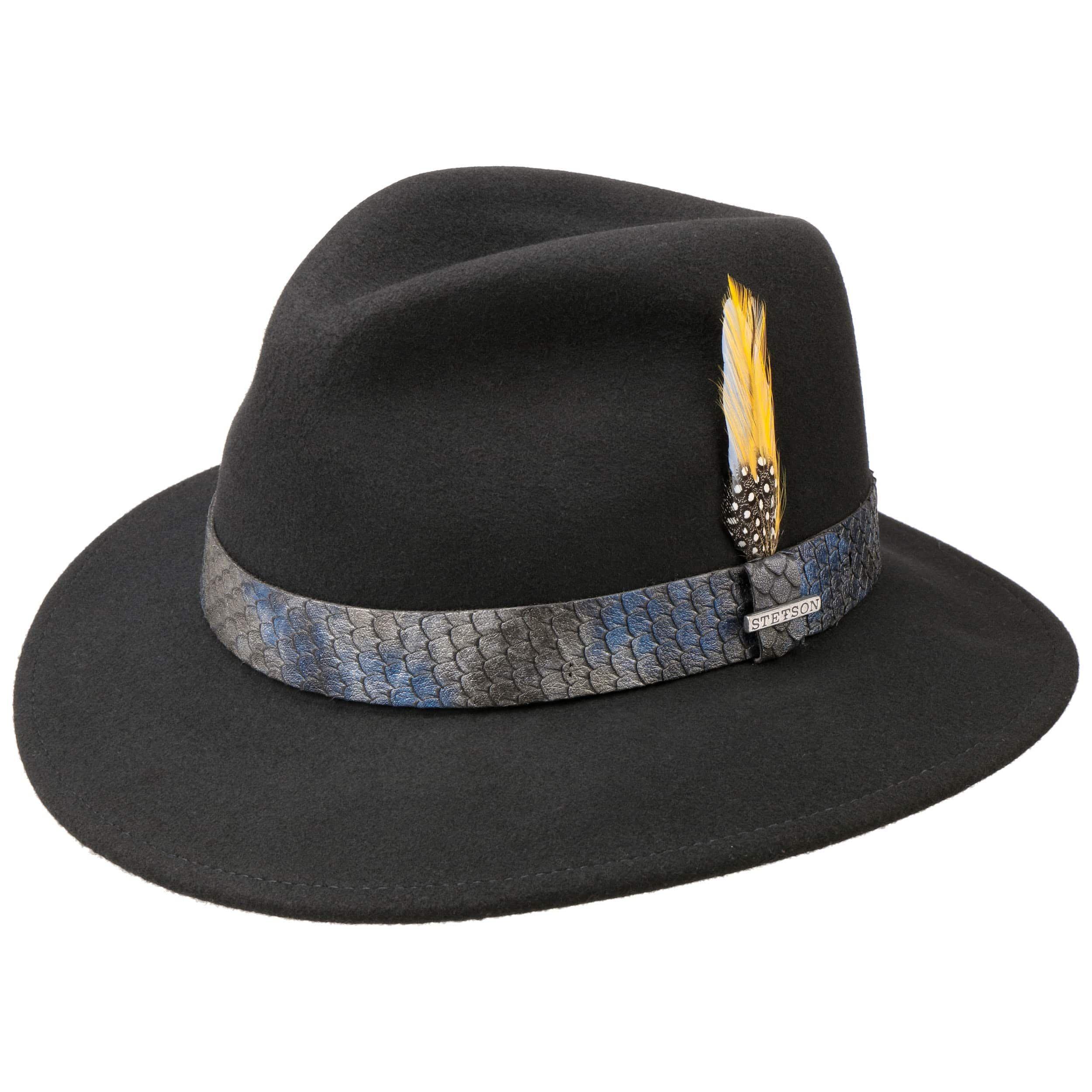 Farnells Traveller VitaFelt Hat black
